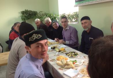 26 марта в «Медресе «Хусаиния» состоялся традиционный вечер хадисов