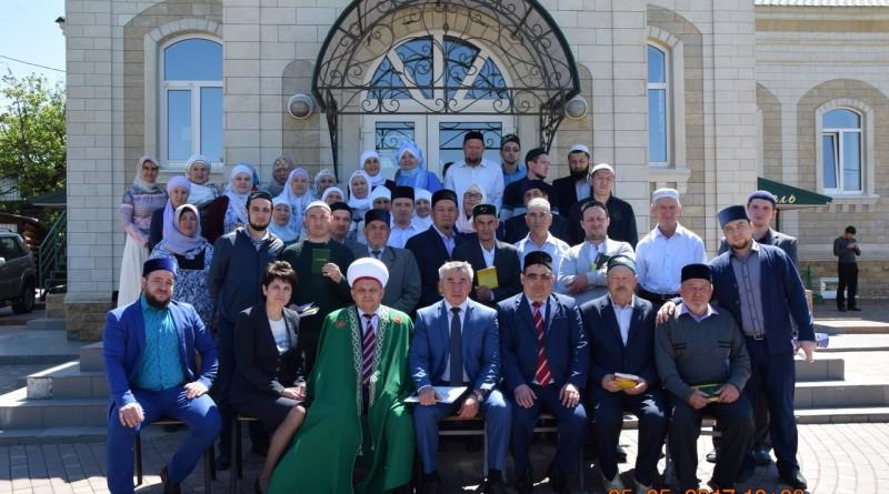 25 мая в «Медресе «Хусаиния» РДУМОо прошел юбилейный выпуск студентов