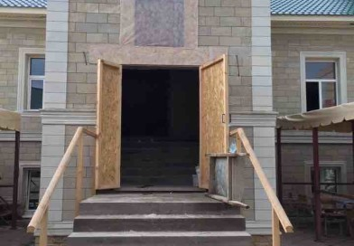 В «Медресе «Хусаиния» РДУМОо идет масштабный ремонт.