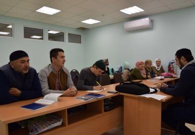 В Оренбургском «Медресе «Хусаиния» РДУМОо начались занятия для студентов вечерней формы обучения