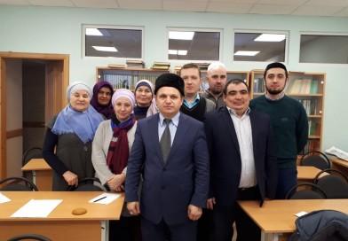 9 января в Оренбургском «Медресе «Хусаиния» под председательством его директора Альфит хазрата Шарипова прошло педагогическое совещание.