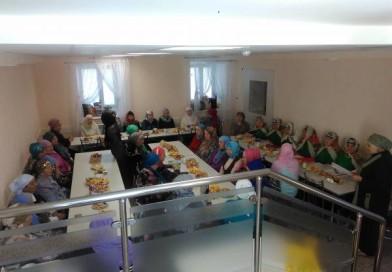 27 марта в здании «Медресе «Хусаиния» прошло заседание союза женщин «Бердамлек».