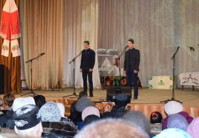 4 марта директор «Медресе «Хусаиния» с преподавателями и студентами посетил мероприятие в села Дюсметьево «Наследие предков»