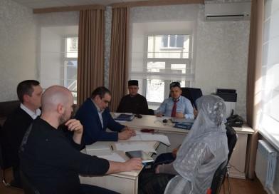 10 апреля в Оренбургском «Медресе «Хусаиния» состоялся педагогический совет