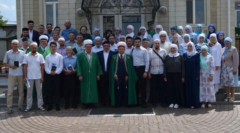 28 июня в полку дипломированных имамов прибыло!