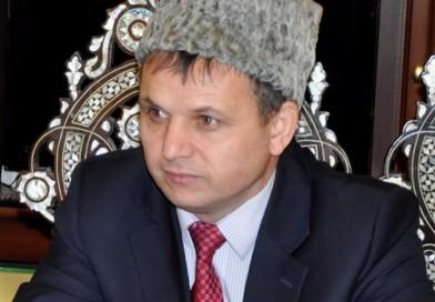 Поздравление директора «Медресе «Хусаиния» Альфит хазрата Шарипова с наступающим месяцем Рамадан