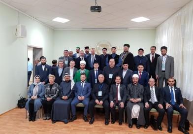 6 и 7 декабря директор «Медресе «Хусаиния» Альфит хазрат Шарипов находился в командировке в Казани.