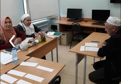 18 апреля 2019 года в оренбургском «Медресе «Хусаиния» прошли переводные экзамены на 4 курсе заочного отделения.