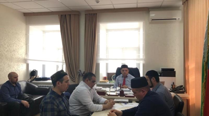 9 апреля в оренбургском «Медресе «Хусаиния» РДУМОо состоялся очередной педагогический совет