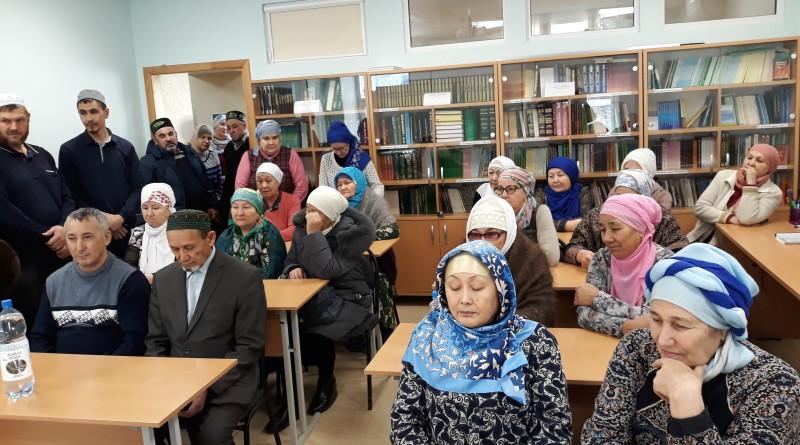 26 декабря в «Медресе «Хусаиния» Оренбурга прошла итоговая квалификационная защита дипломных работ студентами заочной формы обучения