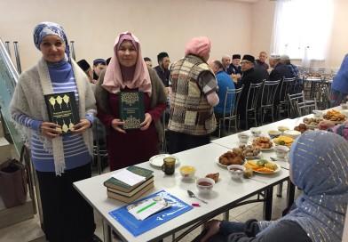 28 января в здании «Медресе «Хусаиния» РДУМОо состоялось очередное тематическое мероприятие, посвященное выдающимся ученым богословам татарского народа.