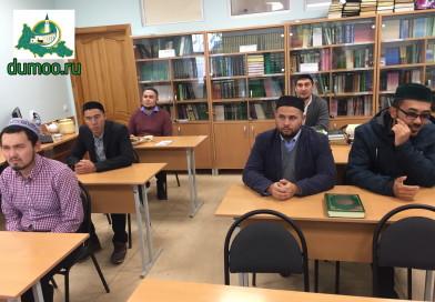 21 сентября в «Медресе «Хусаиния» Оренбурга у студентов 2-го курса очного отделения прошел выпускной итоговый экзамен по предмету «Коран»