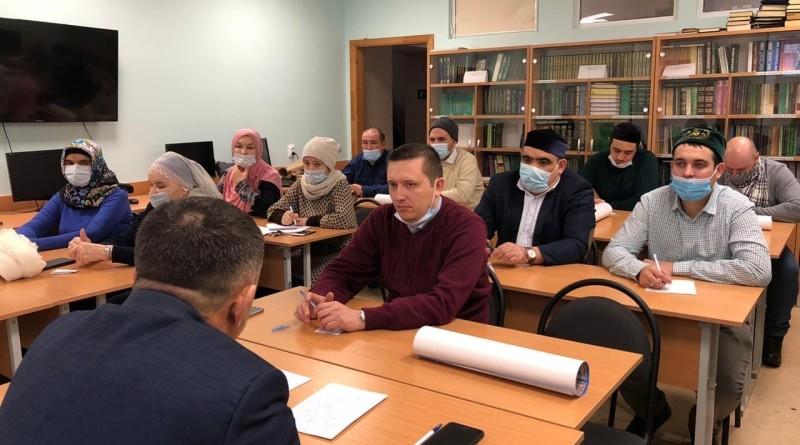 28 декабря 2020 года в Оренбургском «Медресе «Хусаиния» прошёл педагогический совет
