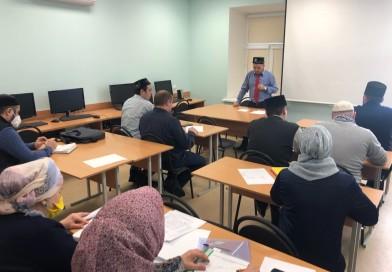 15 марта в Оренбургском «Медресе «Хусаиния» прошло очередное заседание педагогического совета.
